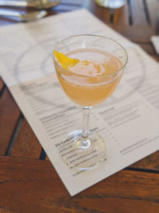corpse reviver no. 2 from gibson's italia chicago