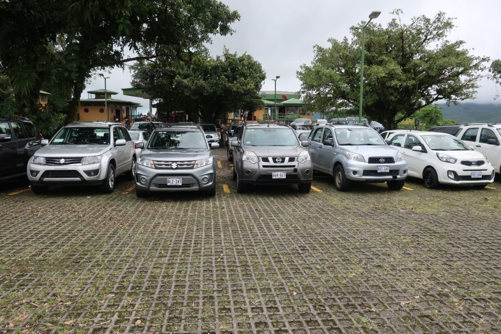 rental cars in Costa Rica