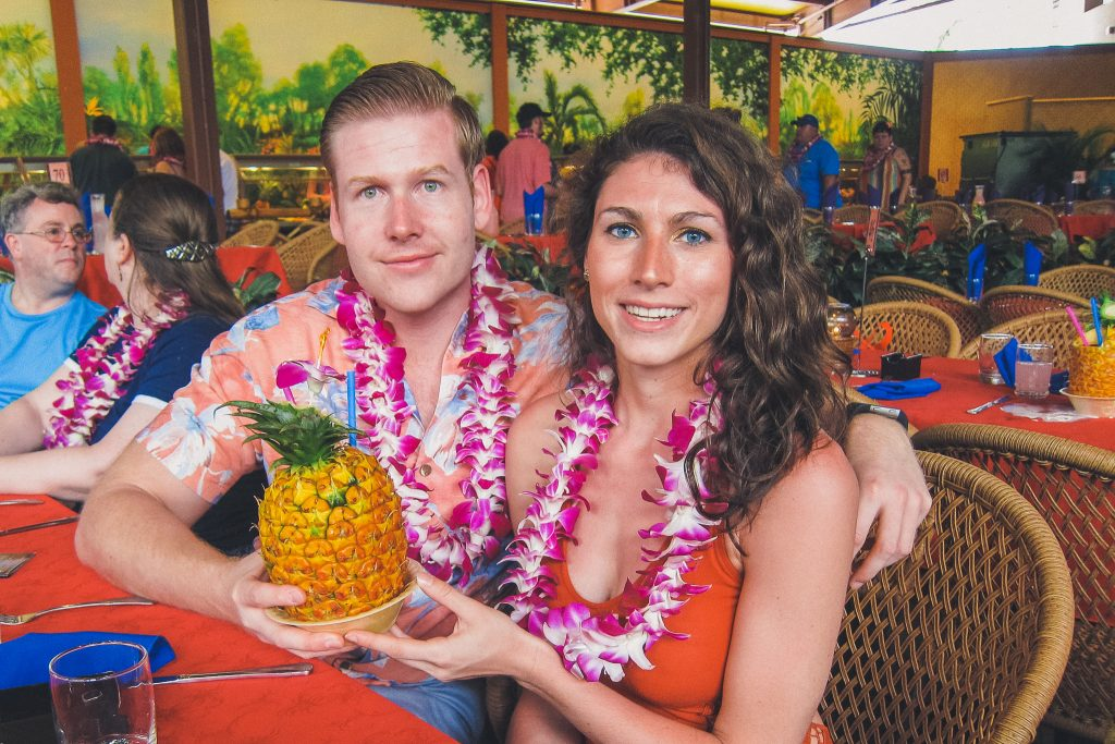 best Luau on the island is at the Polynesian Cultural Center