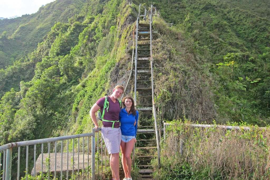 Haiku Stairs Oahu