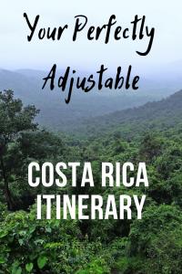 Costa Rica Pin