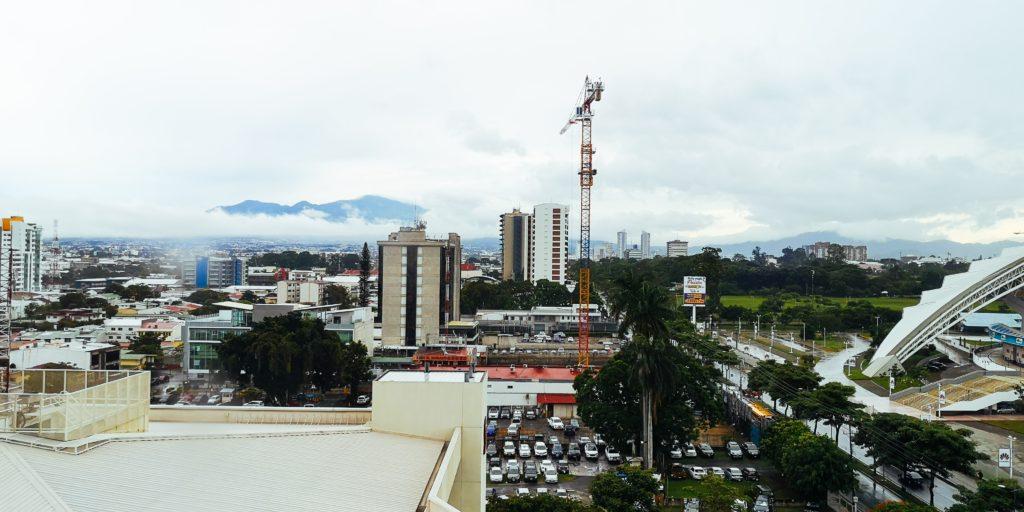 skyline of San Jose