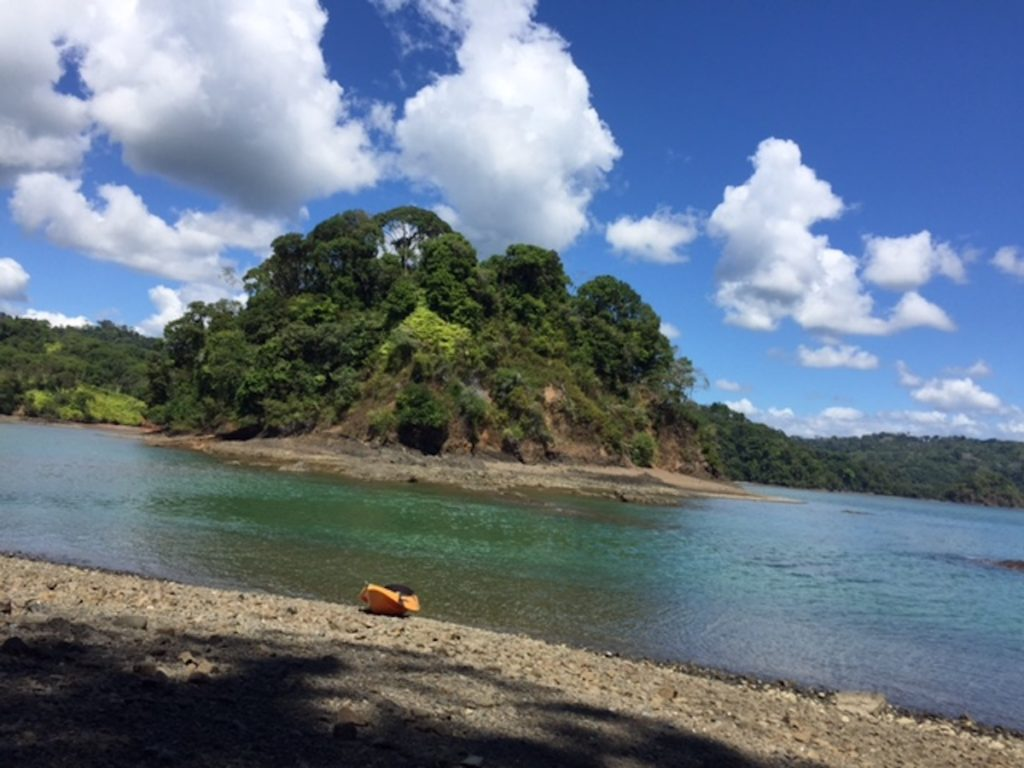 sea Kayaking in Costa Rica