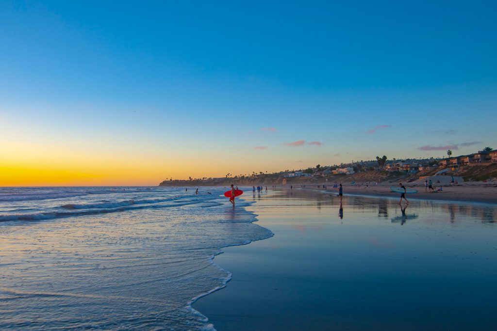 pacific beach in san diego california