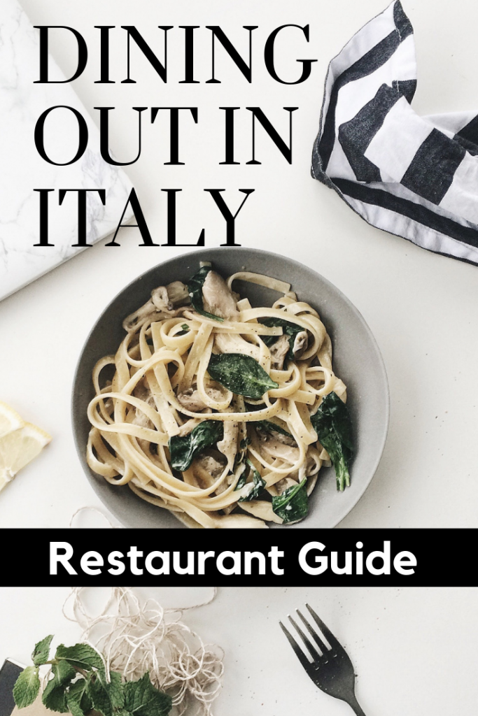 Italy restaurants