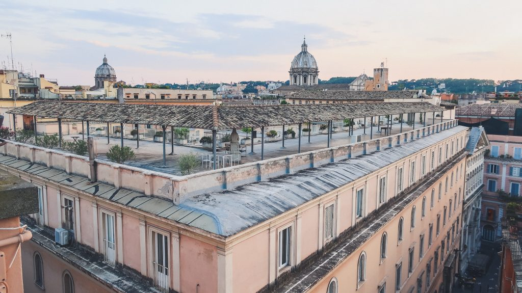 Best Rooftop Bars In Rome To Enjoy Aperitivo Valentina S