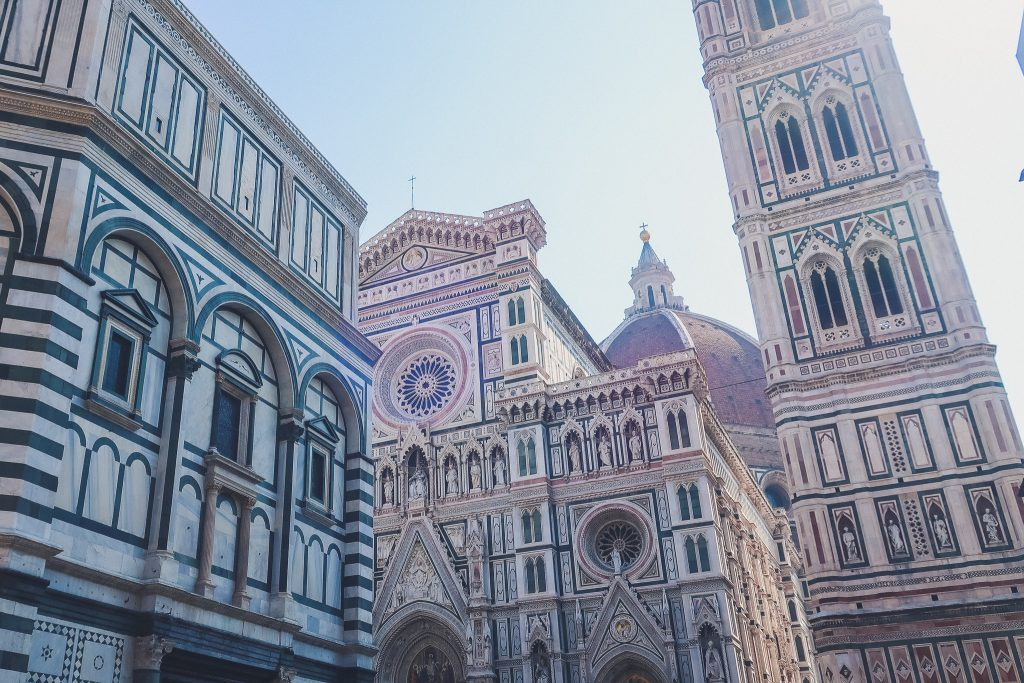 Duomo Square in Florence