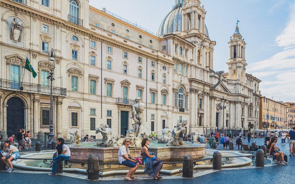 palazzo pamphili in rome