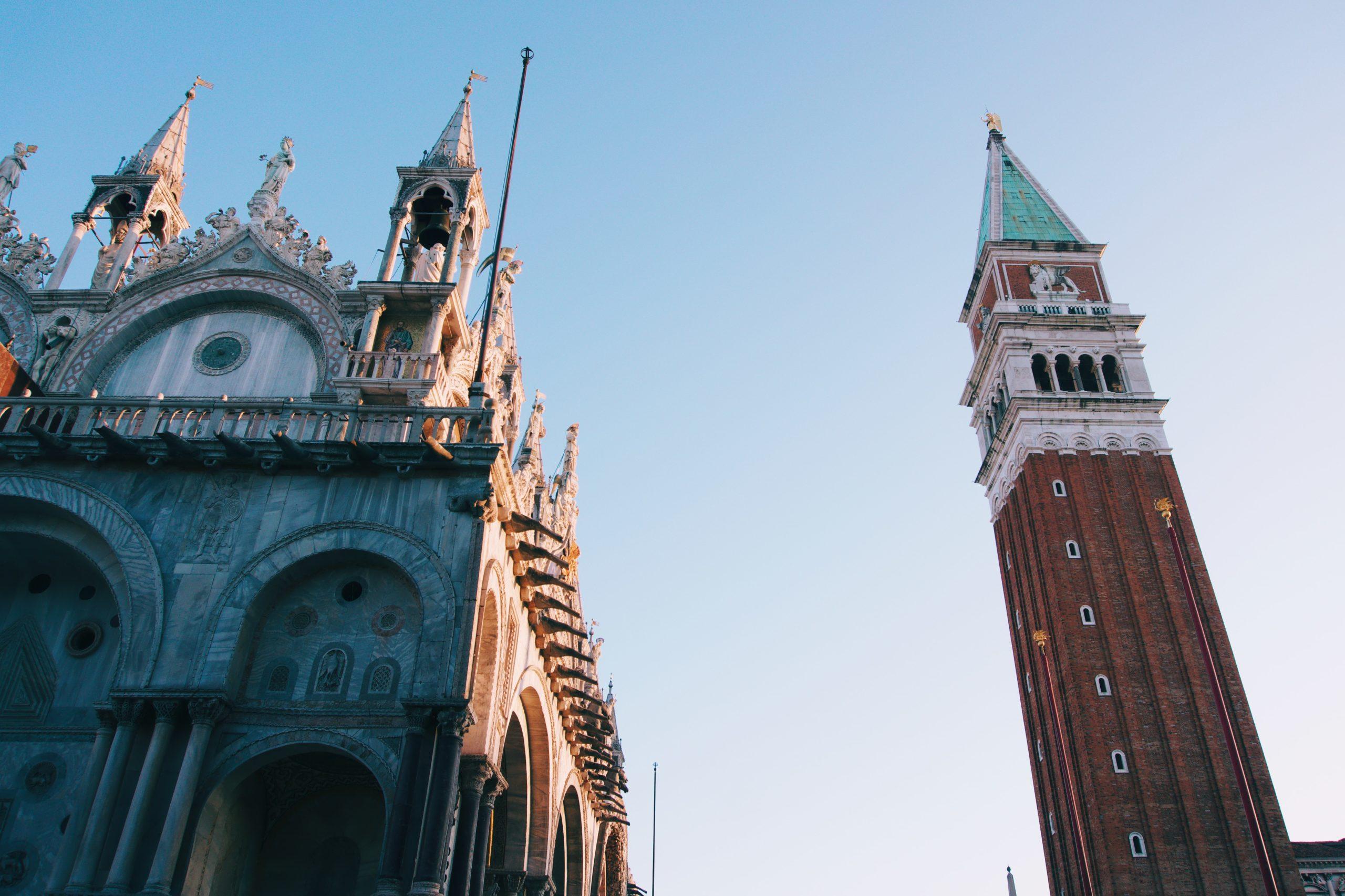 St. Mark's Square in Venice