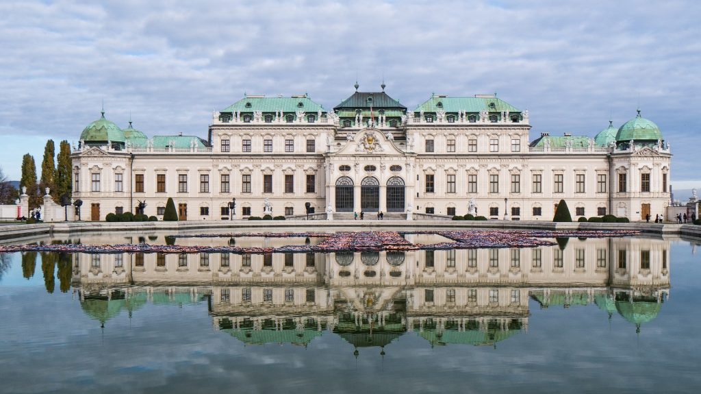 Castle in Vienna