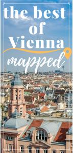 walking tour map of vienna pin