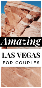 Things to do in Las Vegas for couples pin