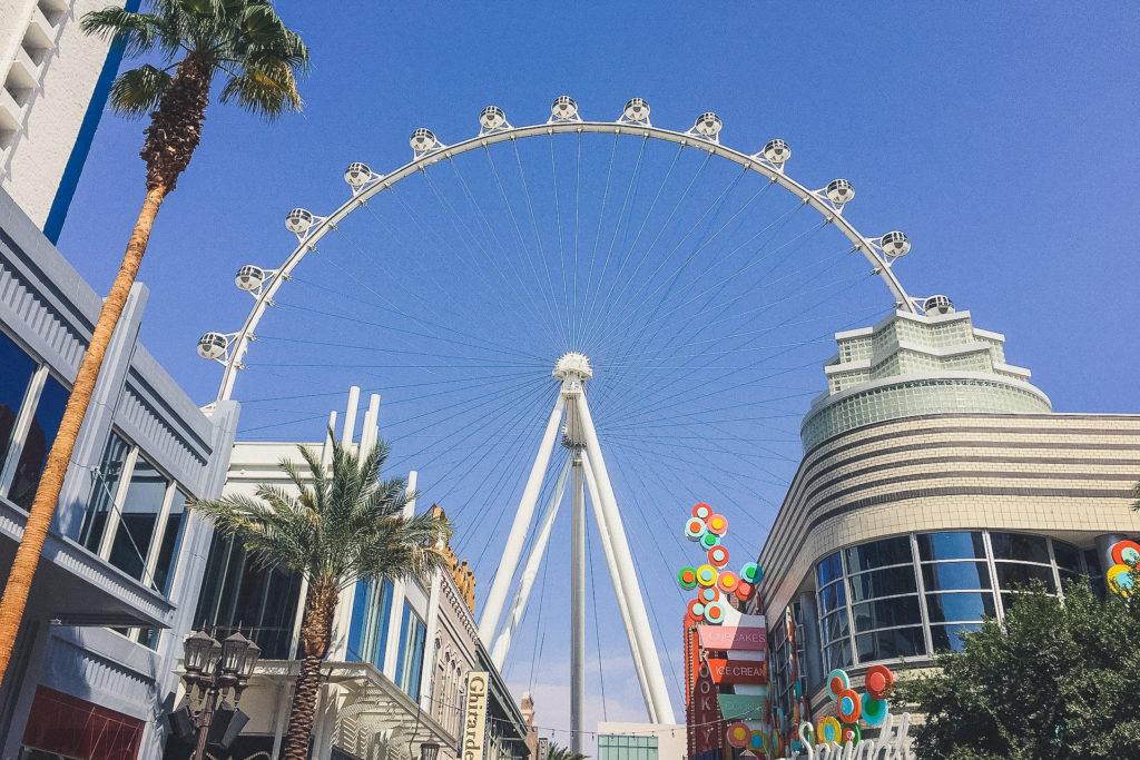 Las Vegas, the High Roller