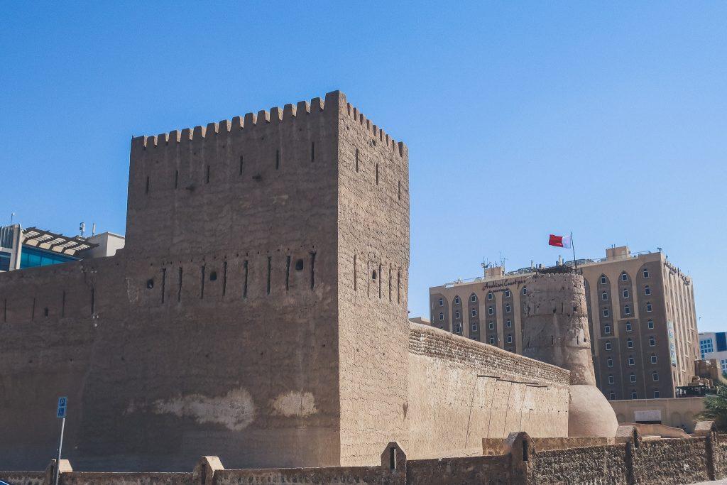 The Al Fahidi Fort and Dubai Museum