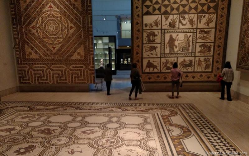 Madrid Archeological Museum