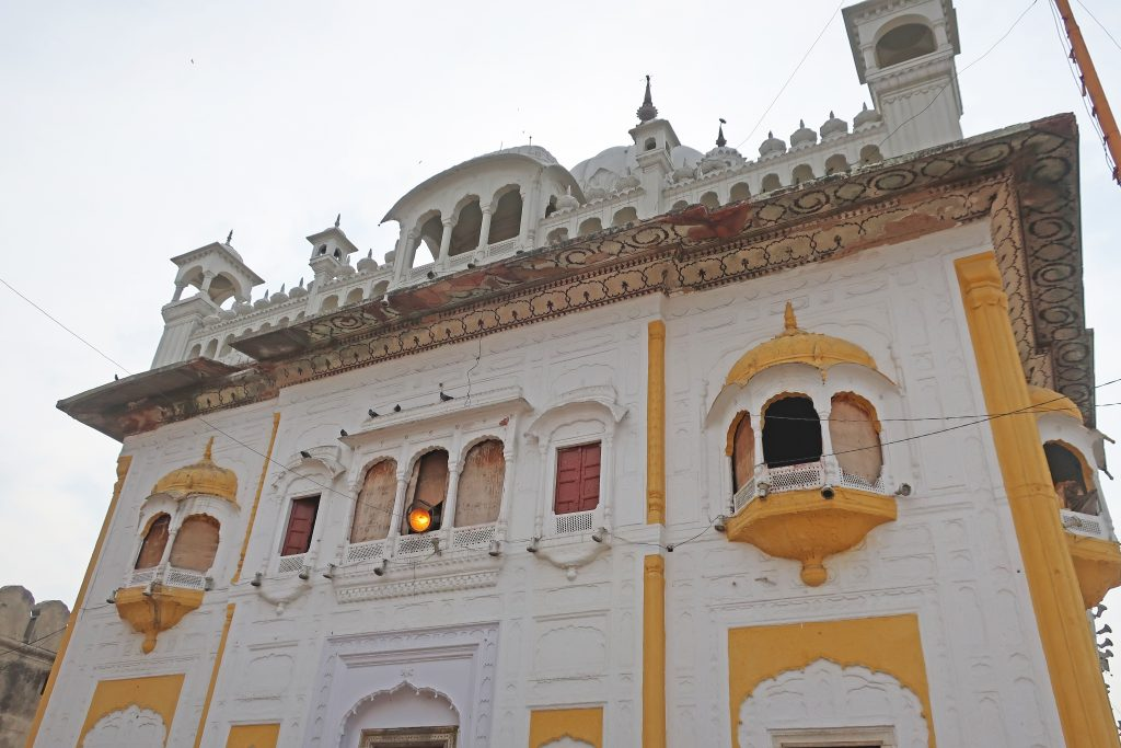 Sikh Temple in Lahore Pakistan