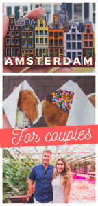 Amsterdam couples activities pin