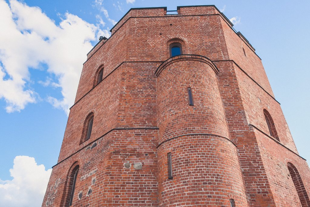 Gediminas Castle tower
