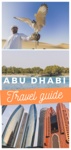 abu dhabi tourist attractions map pin