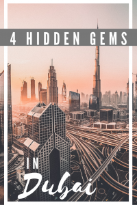 hidden gems in dubai pin