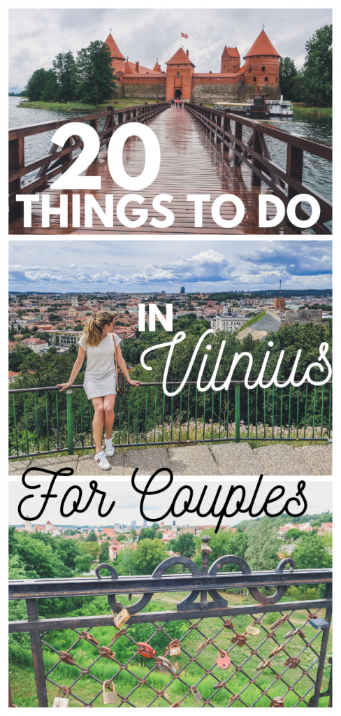 Things to do in Vilnius for couples