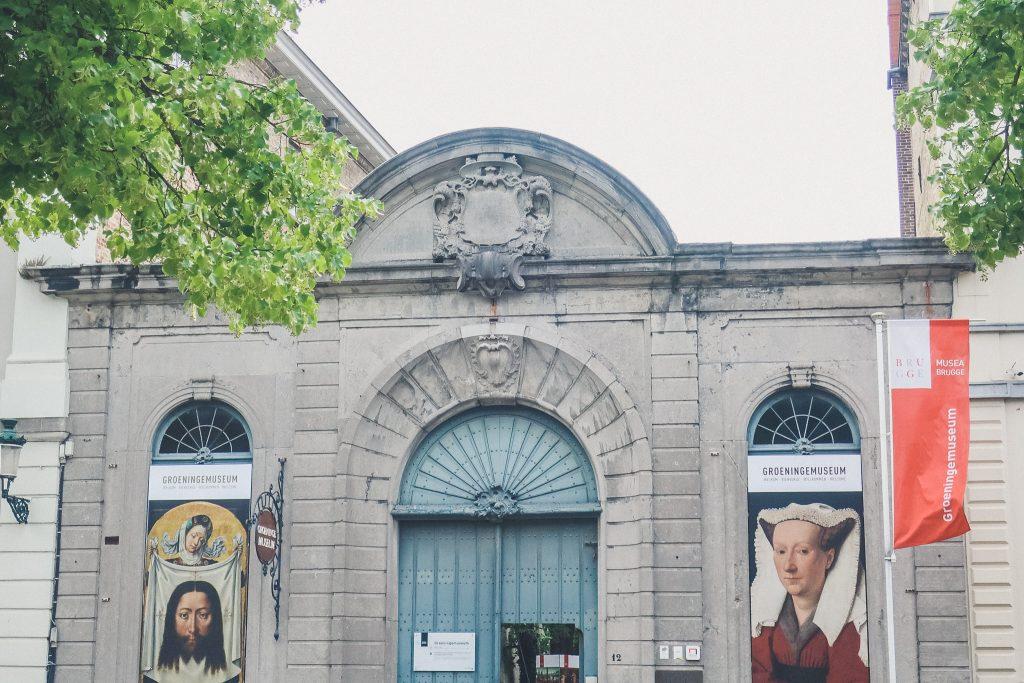 Groeningemuseum, Fine Arts Museum in Bruges