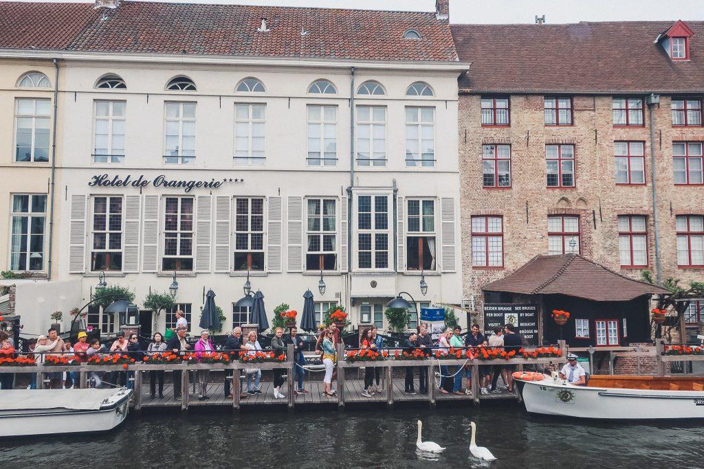 Bruges Boat Tours