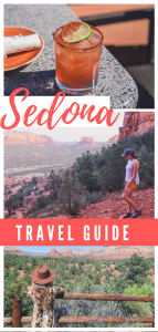 Sedona Tourist Map pin
