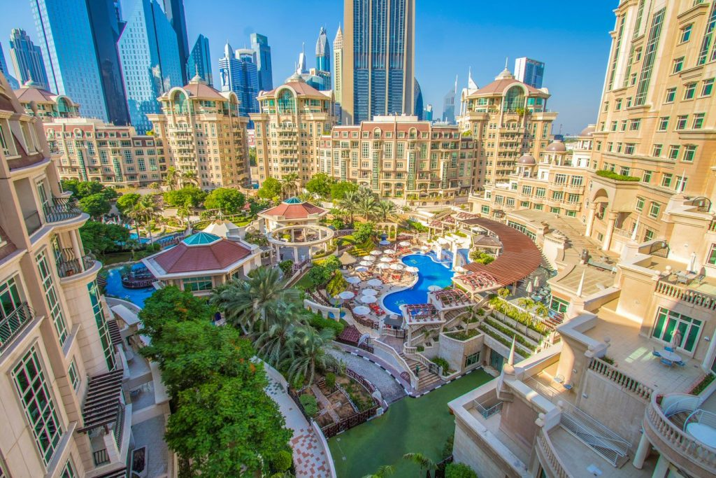Rhoda Al Mirage Hotel Complex Exterior 1
