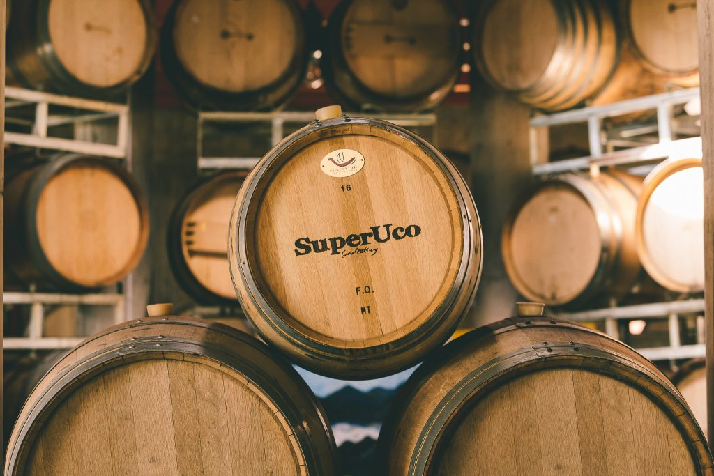 SuperUco Barrels