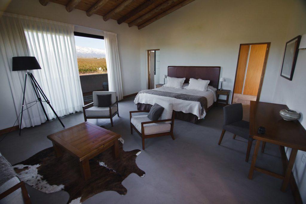 La Morada Guesthouse room