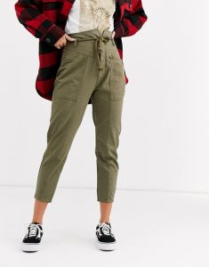 cute green cargo pants