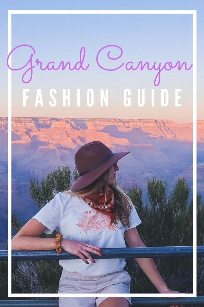 what to wear at the Grand Canyon pin