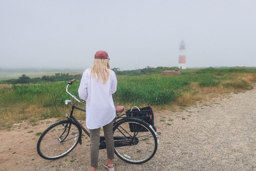 bike riding in nantucket