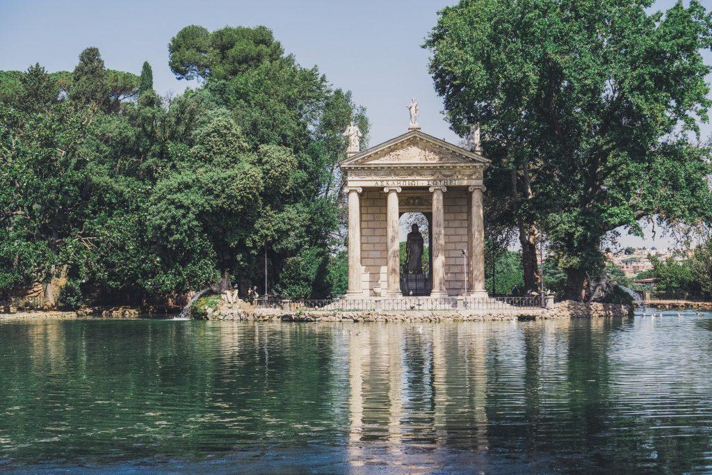 Lake Borghese