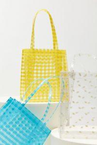 clear bag