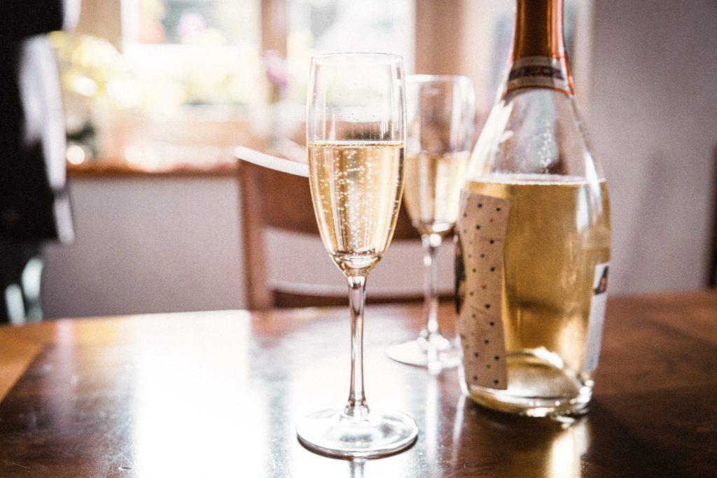 prosecco tasting in Italy