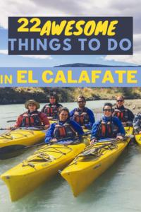 things to do in el calafate pin