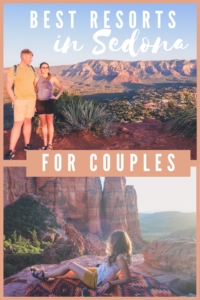 best resorts in sedona for couples
