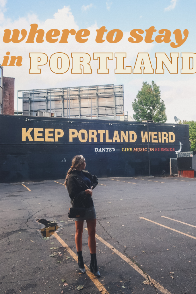 where to stay in portland pin